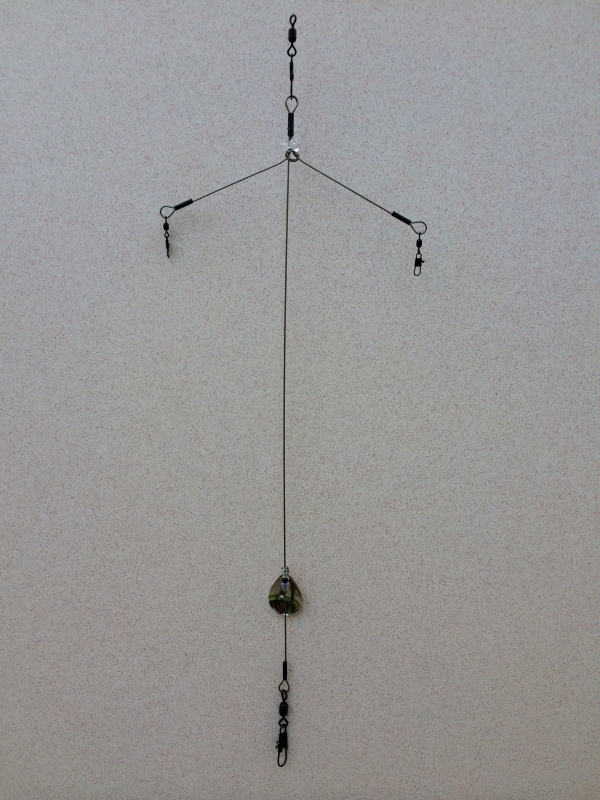 Basic fishing rigs for all types of fishing for Basic fishing rigs