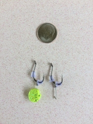 Single Bait Carp Fishing Hooks Size 4