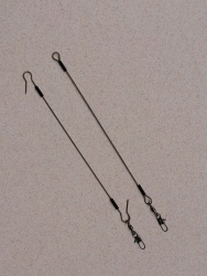 Wire Fishing Leader 6 Inches