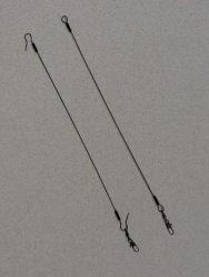 Wire Fishing Leader 9 Inches