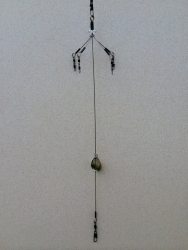 Umbrella Fishing Rig Low Profile 12 Inches