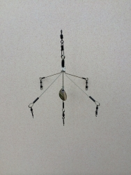 Umbrella Fishing Rig 4 Inches