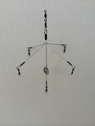Umbrella Fishing Rig 6 Inches