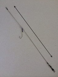 Hybrid Drop Shot Fishing Rig