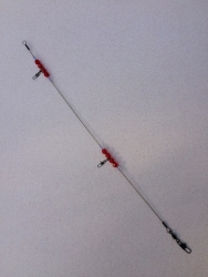High Low Fishing Rig Leg Only with swivels