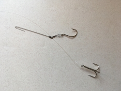 Trap Fishing Rig Adjustable